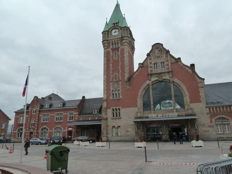 Estação de Colmar