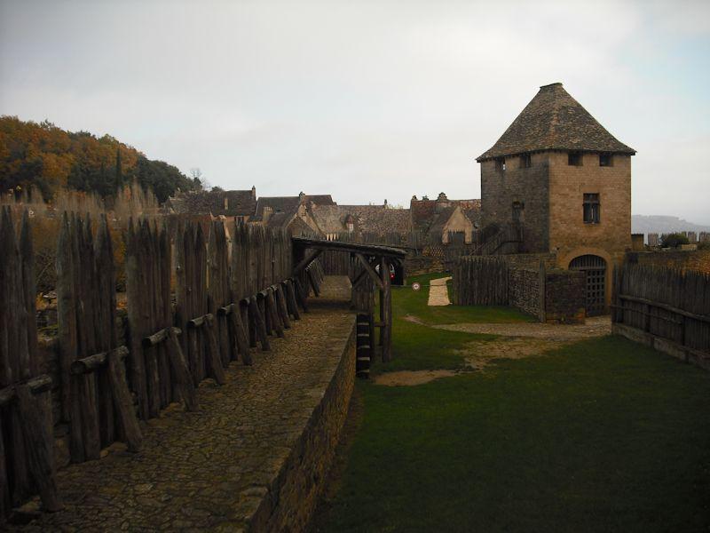 Castle Hopping Along The Dordogne 2008