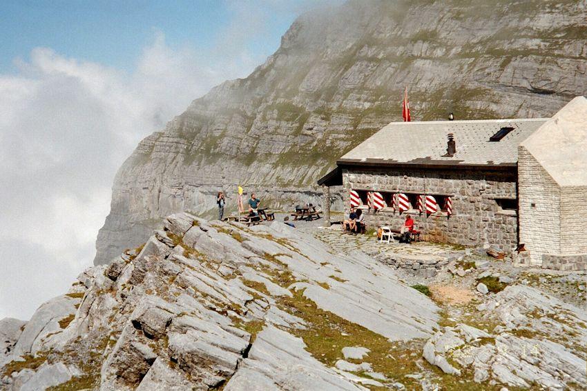 Cabane De Plan Neve Switzerland